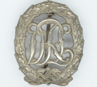 Silver DRL Sports Badge