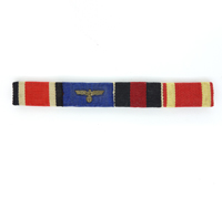 Four Piece Ribbon Bar