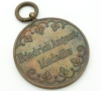Friedrich August III. Medaille