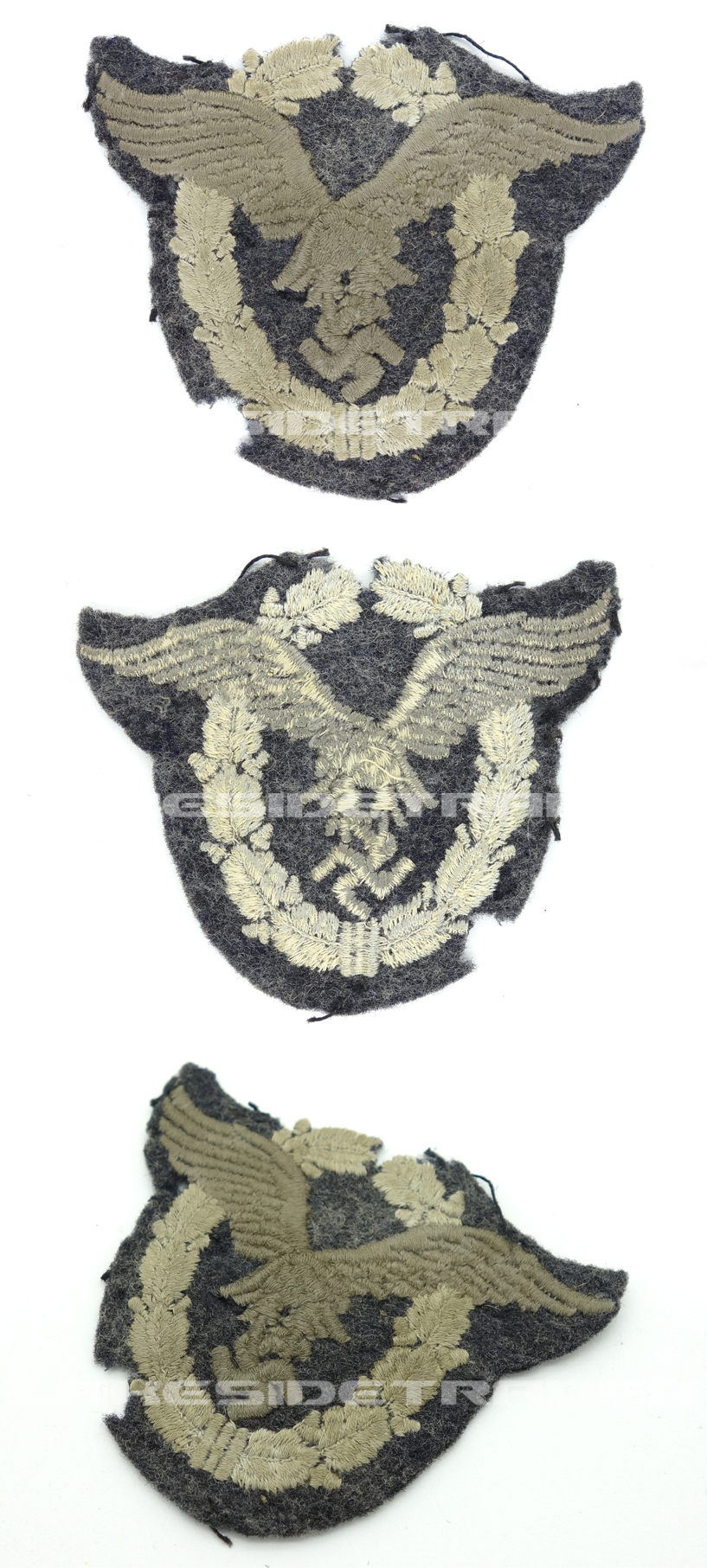 Luftwaffe Pilot Badge in Cloth