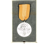 Cased Olympic Memorial Medal 1936