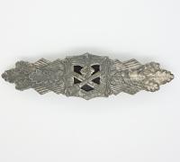 Silver Close Combat Clasp by Hymmen L/53-Rare