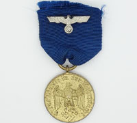 12 Year Army Long Service