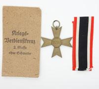 2nd Class War Merit Cross in Issue Packet by 1