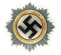 Reinactors – German Cross in Gold by L/58