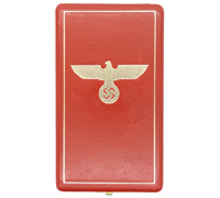 Issue Case for Order of the German Eagle 3rd Class without Swords