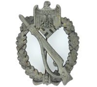 Bronze Infantry Assault Badge by R. Karneth