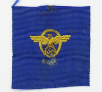 25 Year Police Long Service Ribbon