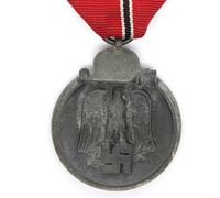 Eastern Front Medal by Hermann Wernstein