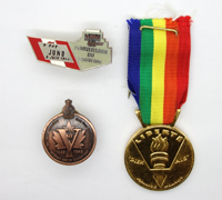 D-Day 50yr commemorative group