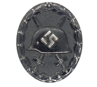 Black Wound Badge by 113