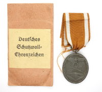 West Wall Medal by in Packet