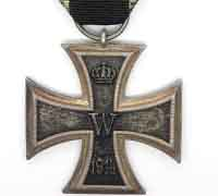 Imperial 2nd Class Iron Cross by LW