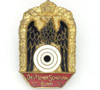 Deutscher Schutzen-Bund Pin