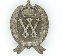 Prussian 200 yr commemorative Badge