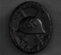 Black Wound Badge by L/14