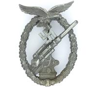 Luftwaffe Flak Badge by GWL