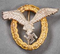 Pilot Observer Badge by Assmann