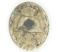 DeNazified Silver Wound Badge by 100