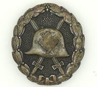 DeNazified Black Condor Legion Wound Badge