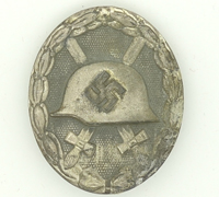 Silver Wound Badge by 100