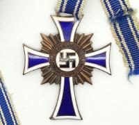 Mothers Cross in Bronze