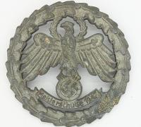 Gold 1943 Meisterschutze Shooting Badge