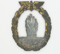 Navy Minesweeper Badge by Unknown Maker