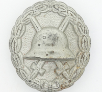 Imperial Silver Wound Badge