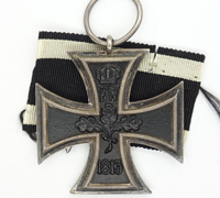 Imperial 2nd Class Iron Cross by SW