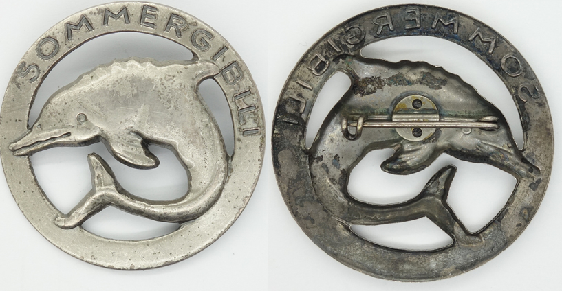Royal Italian Navy Submariner Badge