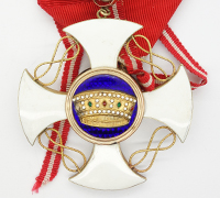 Italian Knight's Order Of The Crown