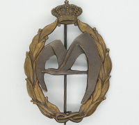 Early Italian Air Force Transport Qualification Badge