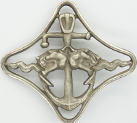 Italian Naval Battleship Badge