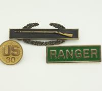 3 US Pins