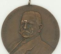 Reichs Prasident Hindenburg medal