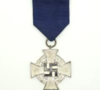 NSDAP 25 Year Faithful Service Cros