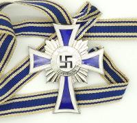 Silver Mothers Cross