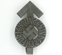 Hitler Youth Proficiency Badge in Silver by RZM M1/72