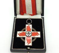 Cased 2nd Class Fire Brigade Decoration 1938