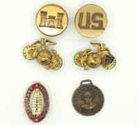 US Pin grouping