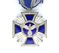 NSDAP 15 Year Long Service Award