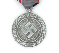 2nd Class Luftschutz Medal by 10
