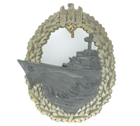 Navy Destroyer War Badge by JFS