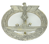 Navy U-Boat Badge by Funcke & Brüninghaus