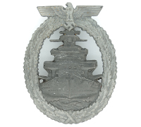 Navy High Seas Fleet Badge by F. Orth