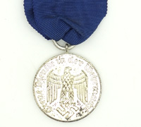 Army 4 Year Long Service Medal