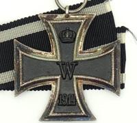 Imperial 2nd Class Iron Cross by Assmann