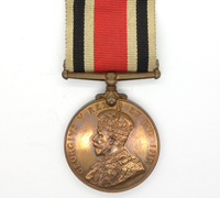 George Maidens' For Faithful Service In The Special Constabulary Medal