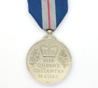 Queen's Gallantry Medal (QGM)